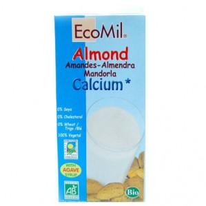 karton z mlekiem migdałowym