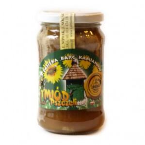 miód pszczeli gryczany