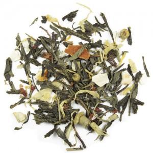 owocowa zielona herbata